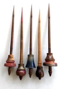 Tibetan Spindles