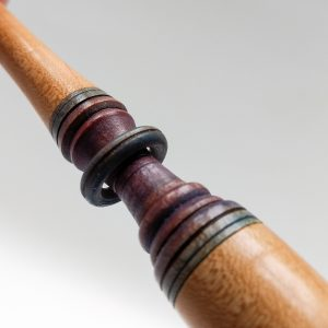 Russian Spindle with Captive Ring