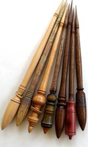 Russian Support Spindles
