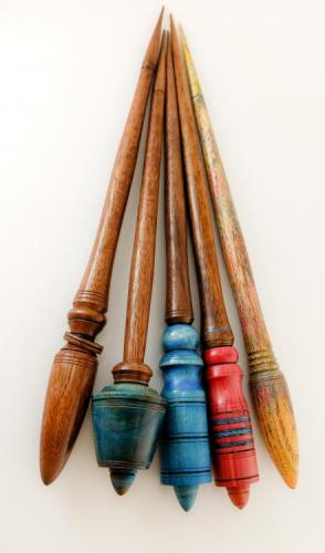 Russian  Spindles